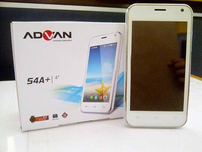 Firmware Advan S4A Plus