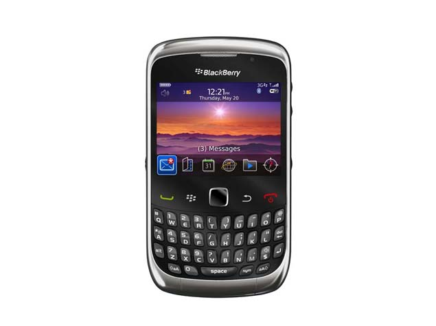 Firmware Blackberry Curve 3g 9300