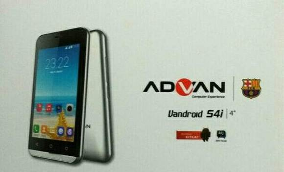 Firmware Advan S4i TCS4036