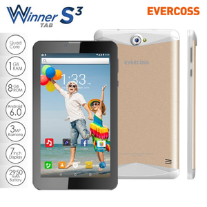 Firmware Evercoss R70A Winner S3 Max Tab
