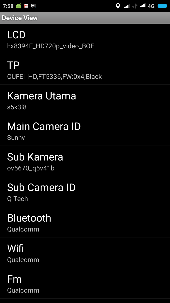 Fix Camera Dark On 3rd App Xiaomi Redmi 3 Pro Ido
