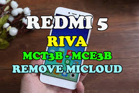Bypass Clean Mi Cloud Redmi 5A Riva